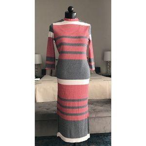 ASOS Knit Midi Dress